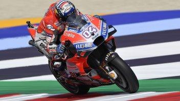 """MotoGP: Dovizioso: """"Concordare la strategia con Jorge? Provaci tu!"""""""