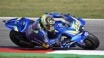 """MotoGP: Iannone: """"Ducati frena e accelera meglio di tutte"""""""