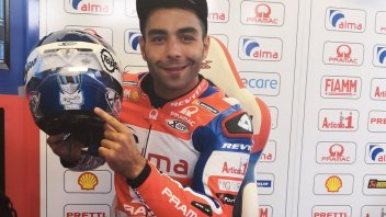 MotoGP: Petrucci like the Stig in Misano