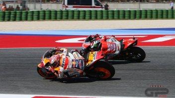 """MotoGP: Michelin: """"siamo riusciti a rendere le gare più eccitanti"""""""