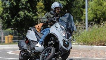 Moto - News: Urban Days Piaggio MP3: al via le superpromo... a tre ruote
