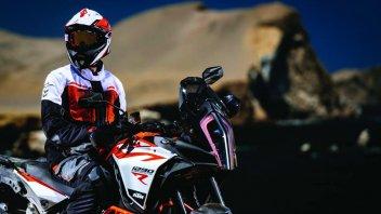 Moto - News: KTM e Tech-Air Alpinestars: protezione... Ready To Race