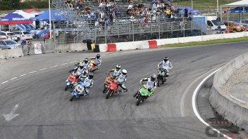 Moto - News: Polini Italian Cup: 5° round a Castelletto