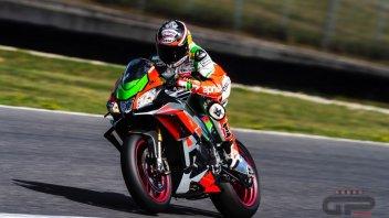 Moto - News: Biaggi e Capirossi, sfida agli Aprilia Racers Days 2018