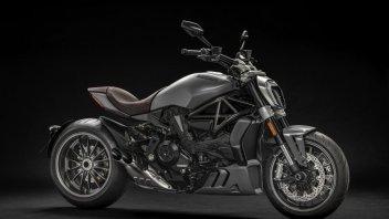 Moto - News: Ducati: nuova livrea per la XDiavel