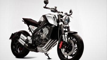 Moto - News: Honda: l'erede della Hornet in rampa di lancio