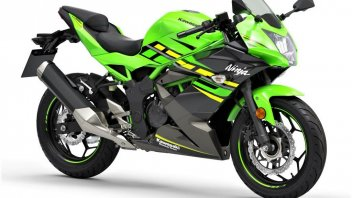 Moto - News: Kawasaki Ninja 125 e Z125: piccole pesti in arrivo