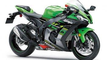 Moto - News: Kawasaki Ninja ZX-10R 2019: sotto il segno di Johnny
