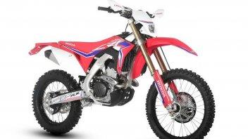 "Moto - News: Honda RedMoto CRF 300R Enduro LE: 20 moto ""anabolizzate"""