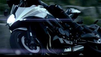 Moto - News: Suzuki Katana: prime immagini, a Colonia il debutto
