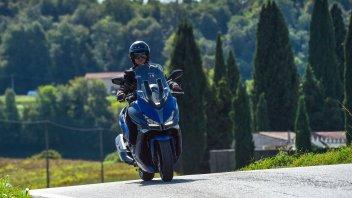Moto - Test: Kymco 400i S Xciting: sicuri di non perdervi mai