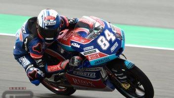Moto3: FP1 Motegi, Kornfeil il migliore nella prima sessione