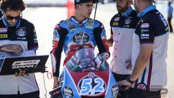 Moto3: Doppia frattura per Canet, Alcoba lo sostituirà a Buriram