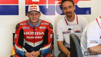 MotoGP: Stefan Bradl al posto di Crutchlow a Sepang con LCR