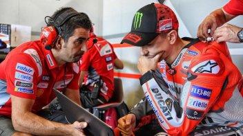 MotoGP: Lorenzo: peggio del previsto, potrei non correre