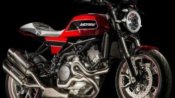 Moto - News: Moto Morini passa ai cinesi: a Zhongneng il 100% delle quote