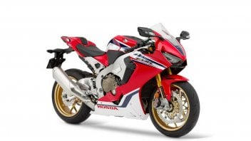 """EICMA: Honda CBR1000RR Fireblade / SP: un """"carico"""" di elettronica"""
