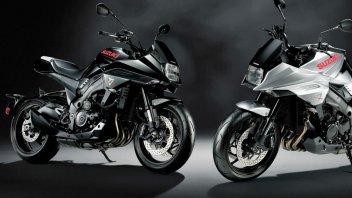 EICMA: Suzuki: look 'total black' per la Katana