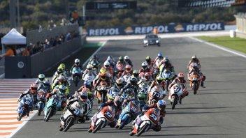 Moto3: CEV: Ecco il calendario 2019 del Mondiale Junior