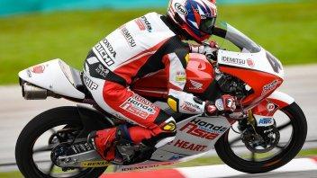 Moto3: FP3: Atiratphuvapat comanda, Arbolino e Bezzecchi in agguato