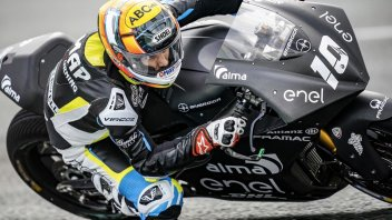 """MotoE: De Angelis: """"The Energica is great, but the weight remains an unknown"""""""