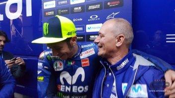 """MotoGP: Cadalora: """"addio Vale, è stato come correre ancora tre anni"""""""