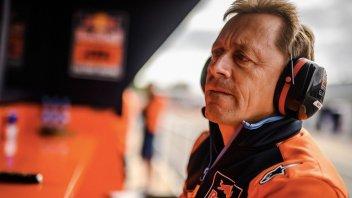"""MotoGP: Mike Leitner: """"Pedrosa fondamentale per lo sviluppo di KTM"""""""