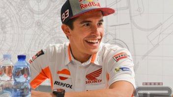 """MotoGP: Marquez: """"Correre senza elettronica? Volete vedermi saltare in aria?"""""""