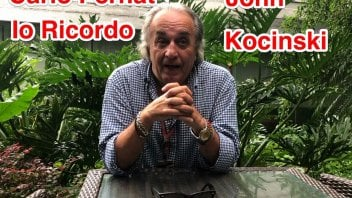 MotoGP: Pernat: quando la Suzuki licenziò John Kocinski ad Assen