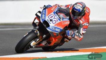 """MotoGP: Dovizioso: """"Petrucci? Contento della fiducia che ha avuto"""""""