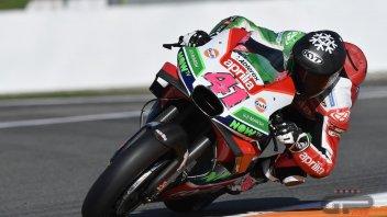 """MotoGP: A. Espargarò promuove il nuovo motore: """"Più docile e potente"""""""