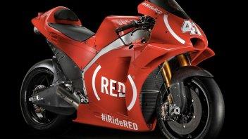 MotoGP: Aprilia in (RED) per il GP di Valencia