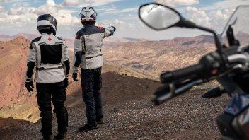 Moto - News: Tucano Urbano T.ur: spirito 'Adventouroso'