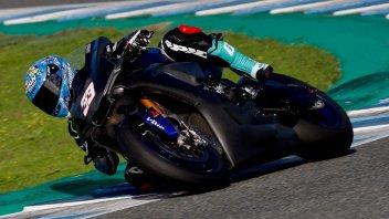 SBK: Test Jerez: Melandri davanti a van der Mark, 3° Bautista