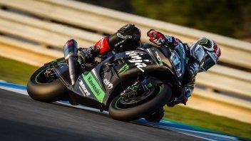 SBK: Jerez: Rea vola e fa meglio di Lorenzo