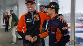 MotoGP: Pedrosa proverà la KTM prima di Natale a Jerez