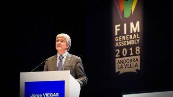 News: Jorge Viegas eletto Presidente FIM ad Andorra