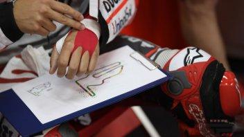 Lorenzo, braccio di ferro con la Ducati a Sepang