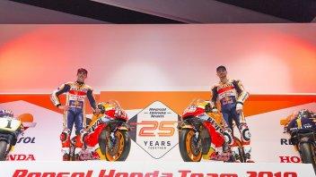 "MotoGP: Lorenzo: ""Con Marquez in Honda come con Rossi in Yamaha"""