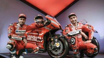 """MotoGP: Petrucci: """"Io e Dovizioso abbiamo bisogno l'uno dell'altro"""""""