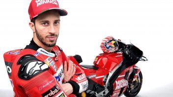 """MotoGP: Dovizioso: """"Being first or second rider has never had an effect"""""""