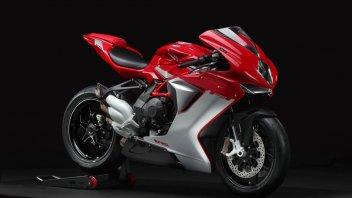 Moto - News: MV Agusta: Brutale 800 e F3 675 anche da 35 kW