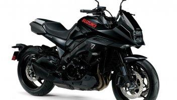 Moto - News: La Katana star Suzuki al Motor Bike Expo