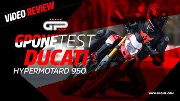 Moto - Test: Ducati Hypermotard 950, la cattiva ragazza