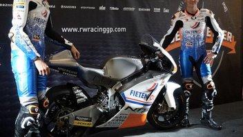 Moto2: Il team RW Racing svela la nuova NTS