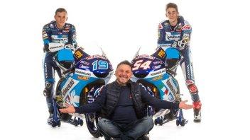 """Moto3: Gresini: """"Cambiare non mi spaventa, siamo pronti a vincere"""""""