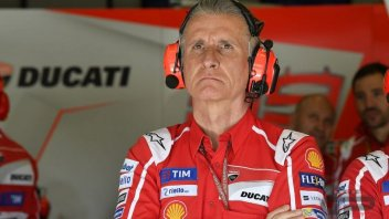 """MotoGP: Ciabatti proves Dall'Igna wrong: """"It won't be a Ducati with one top player"""""""