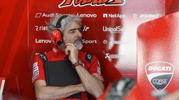 """MotoGP: Dall'Igna: """"Petrucci? I never put a good horse down."""""""