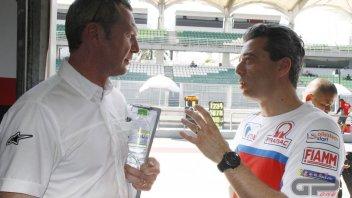 """MotoGP: Guidotti: """"Rossi? un mistero dove trovi le motivazioni"""""""