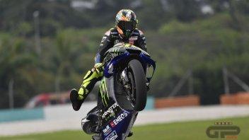 """MotoGP: Rossi: """"Mi toccherà avvelenare Morbidelli e Bagnaia"""""""
